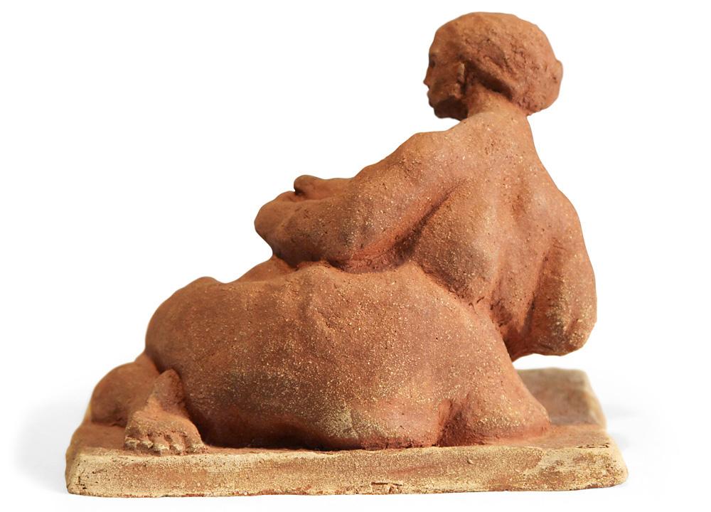 Leslie Stefanson - Terracotta: Untitled Woman 1