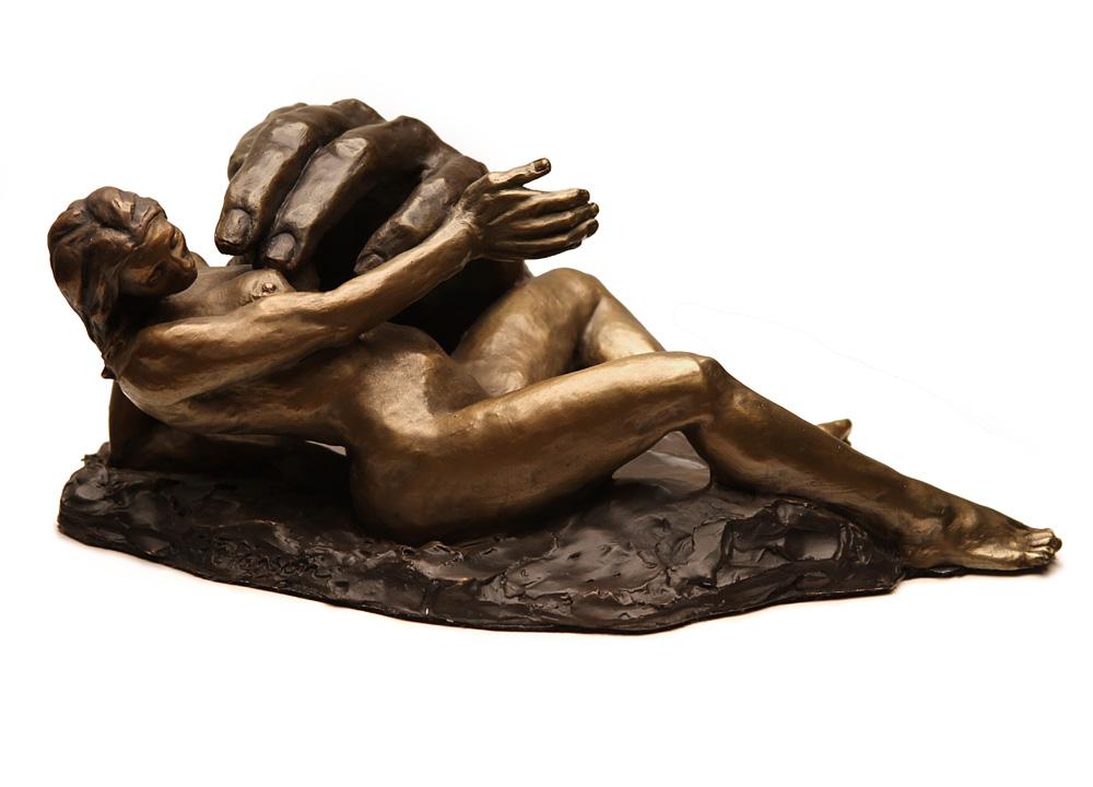 Leslie Stefanson - Bronze: Her Hand