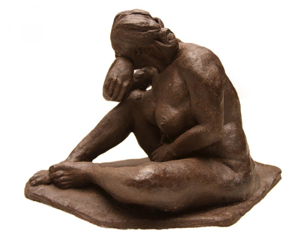 Leslie Stefanson - Terracotta: Untitled Woman 2